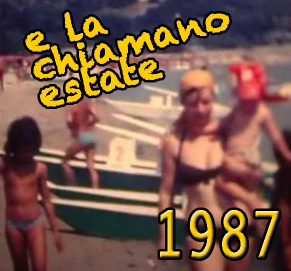 e la chiamano estate 1987